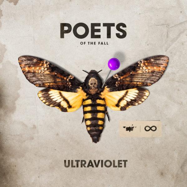 Bild: Poets Of The Fall - Ultraviolet (Artwork)