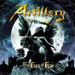 Artillery - The Face Of Fear Cover