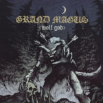 Grand Magus - Wolf God Cover
