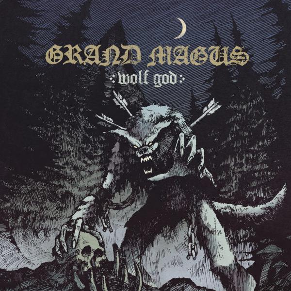 """""""Wolf God"""" von GRAND MAGUS"""