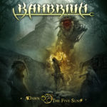 Kambrium - Dawn of the Five Suns Cover