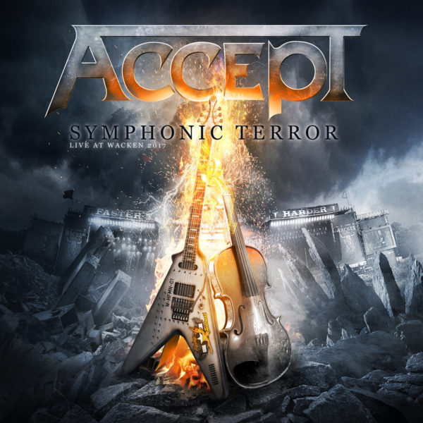 Accept - Symphonic Terror Cover