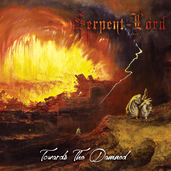 Serpent Lord - Towards The Damned (Cover)
