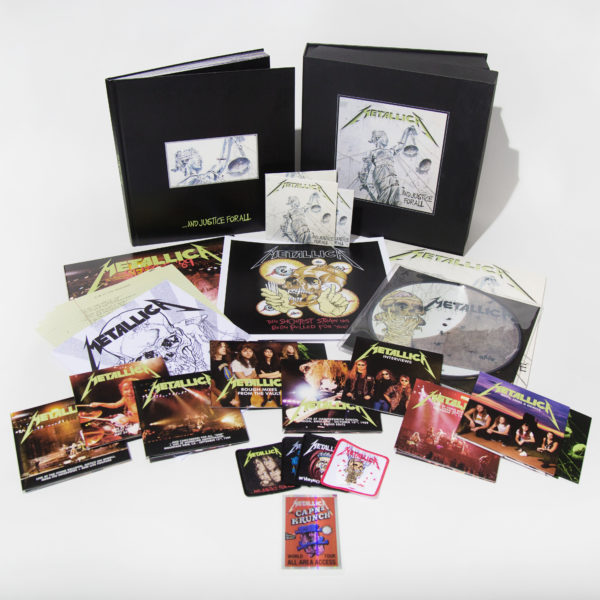 Metallica – And Justice For All - Remastered (Deluxe Boxset)