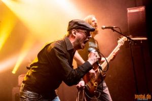 Konzertfoto von Murder One - live in Colmar 2018