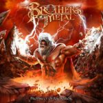 BROTHERS OF METAL - Prophecy Of Ragnarök Cover
