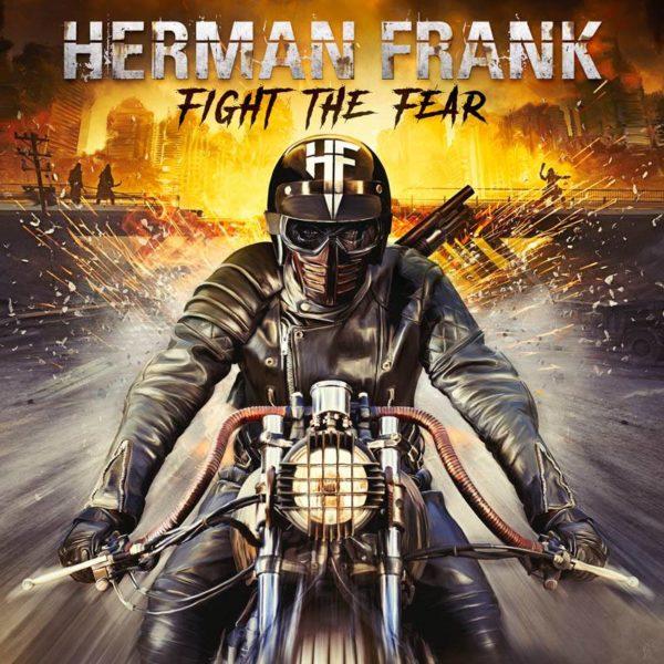 Herman Frank - Fight The Fear