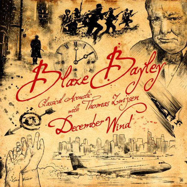 """""""December Wind"""" von BLAZE BAYLEY"""