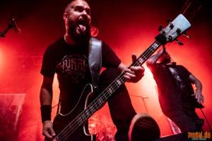 Konzertfoto von Benighted - Hell over Europe II