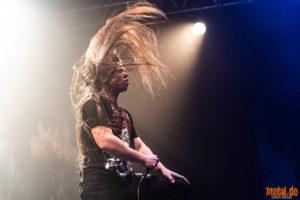 Konzertfoto von Cryptopsy - Hell over Europe II