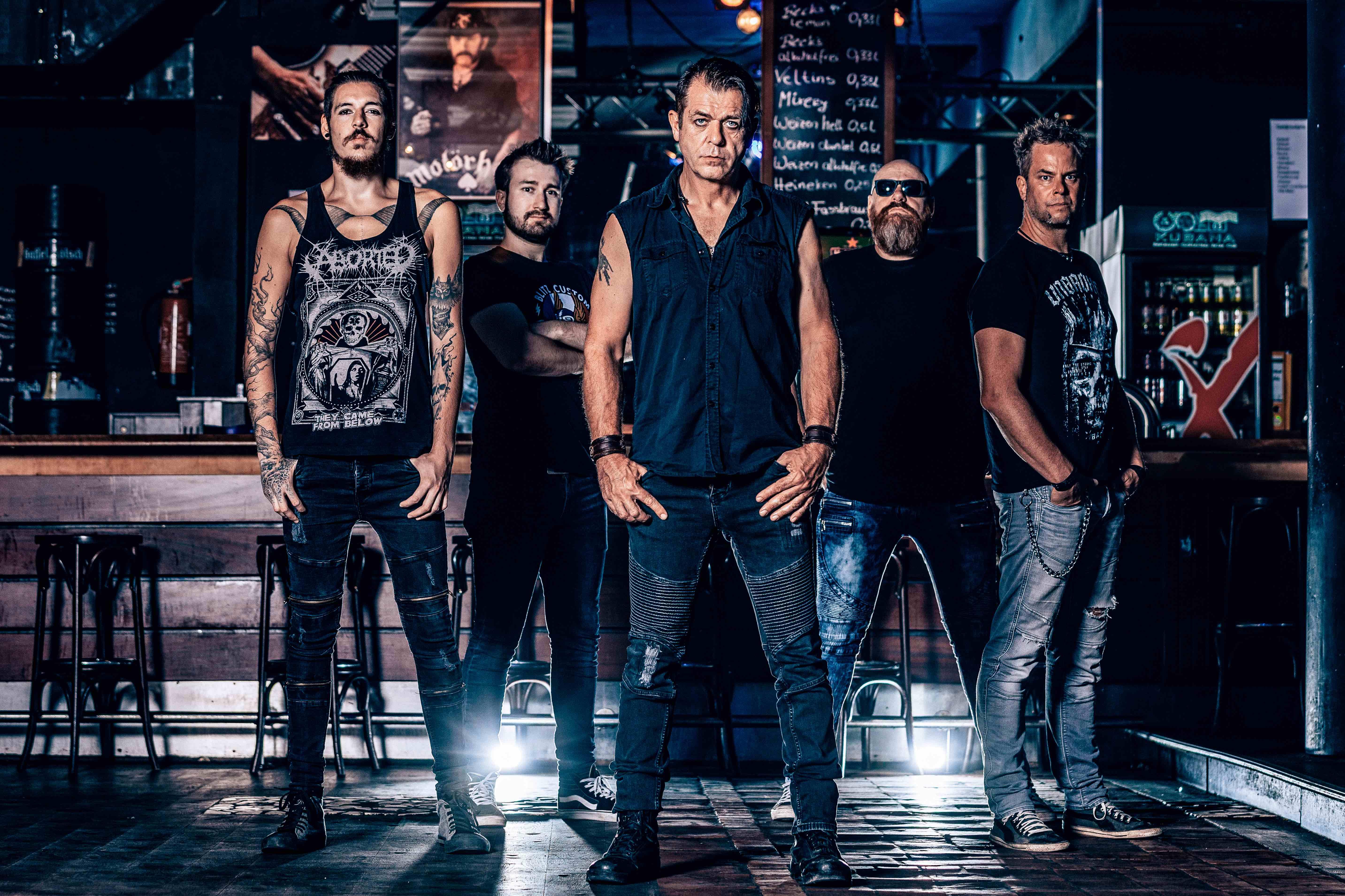 Bandfoto von Maerzfeld 2018