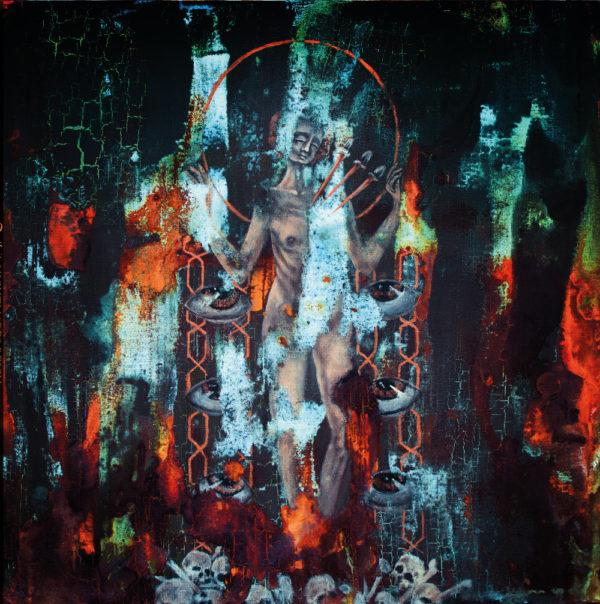 Albumcover Deathrite - Nightmares Reign