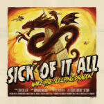 Sick Of It All - Wake The Sleeping Dragon! Cover