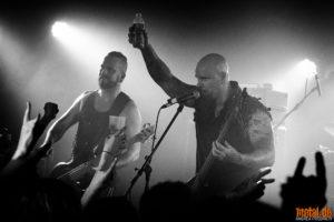 Konzertfoto von Wolfheart - The Burning Cold Over Europe 2018