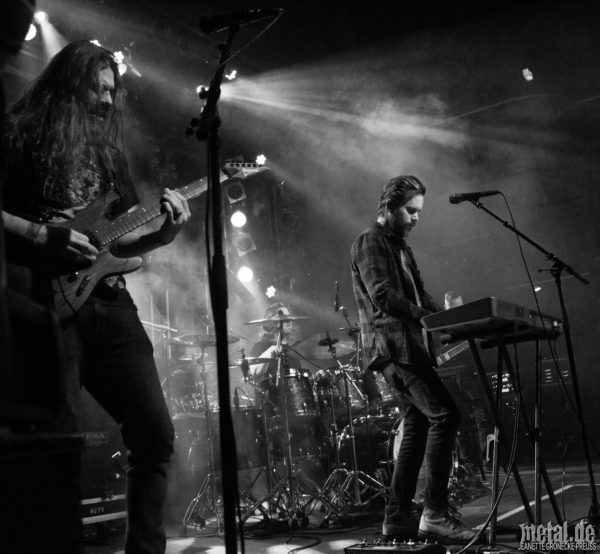 Konzertfotos von Between The Buried And Me auf der Sonder Europe Tour 2018