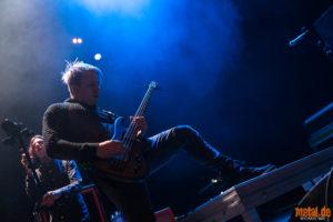 Konzertfoto von The Browning auf der The Scene Tour 2018