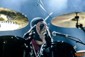 Konzertfoto von Profanatica - Trident's Curse European Tour