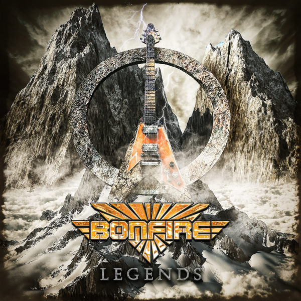 """Legends"" von BONFIRE"