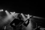 Konzertfotos von Riverside auf dem Gloomaar Festival 2018