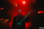 Konzertfotos von Profanatica- Trident's Curse Tour