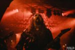 Konzertfotos von Watain- Trident's Curse Tour