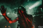 Konzertfotos von Watain - - Trident's Curse Tour