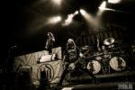Konzertfotos von Kissin' Dynamite auf der Wolfsnächte Tour 2018.