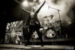 Konzertfotos von Amaranthe auf der Wolfsnächte Tour 2018.