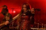 Konzertfotos von Harpyie auf dem Wolfsfest 2018 Mannheim