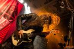Konzertfotos von Silver Dust auf der Sexorcism Tour 2018