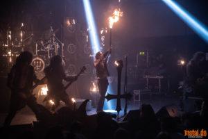 Konzertfoto von Watain - Tyrant Festival 2018