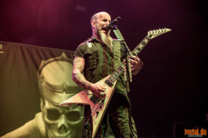 Konzertfoto von Anthrax - Final World Tour 2018