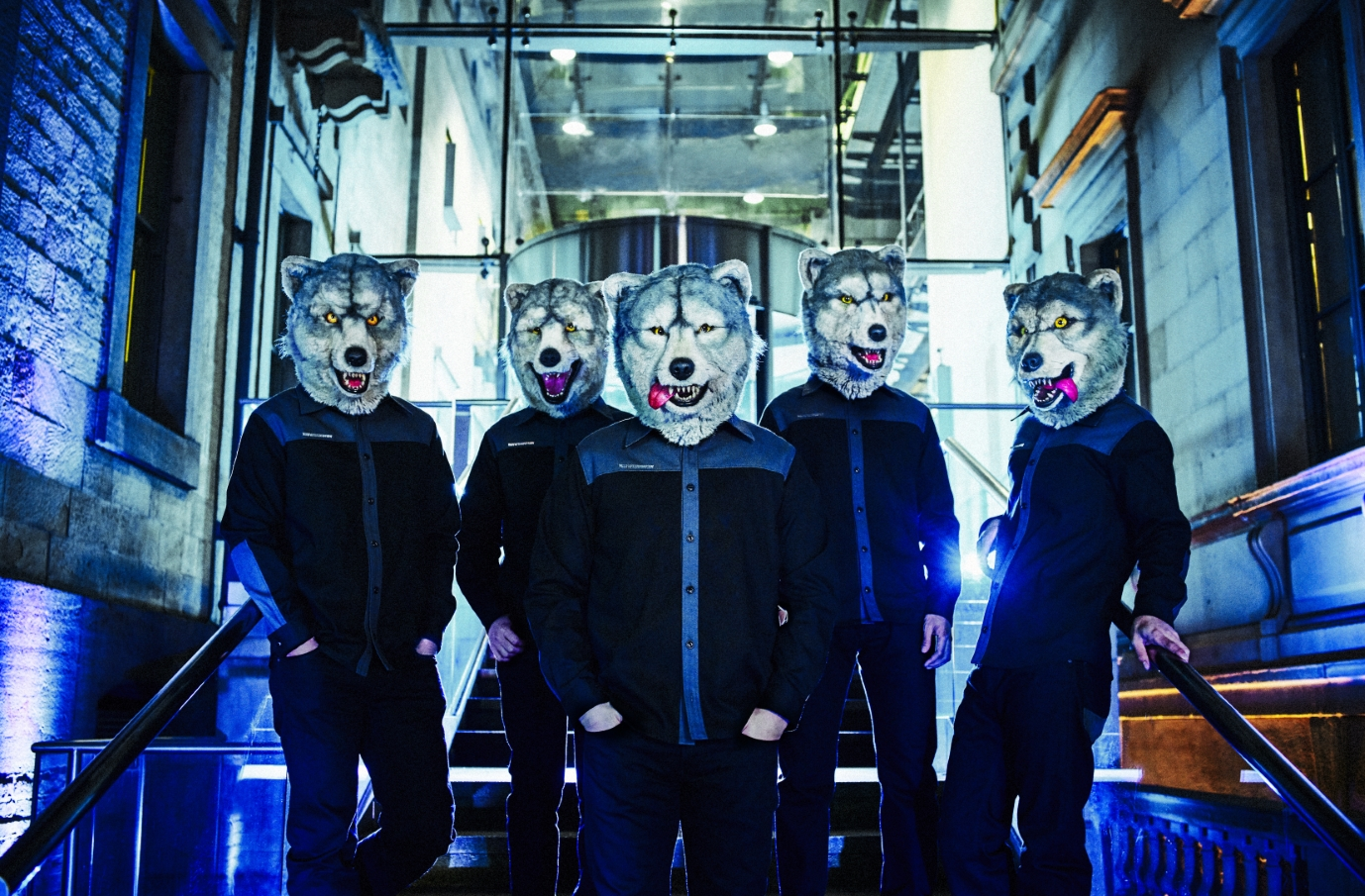 Man With A Mission - Chasing The Horizon Deutschland Tour 2019