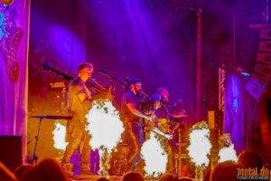Konzertfotos von Saltatio Mortis auf der Brot und Spiele Tour 2018