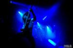 Konzertfotos von Skeletonwitch auf der The Modern Art of Setting Ablaze Tour 2018.