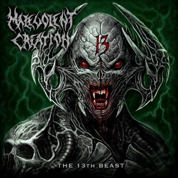 """The 13th Beast"" von MALEVOLENT CREATION"