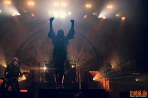 Konzertfoto von Dimmu Borgir - The European Apocalypse - Co-Headlining Tour 2018