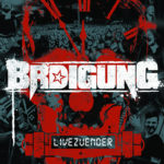 BRDigung - Livezünder Cover