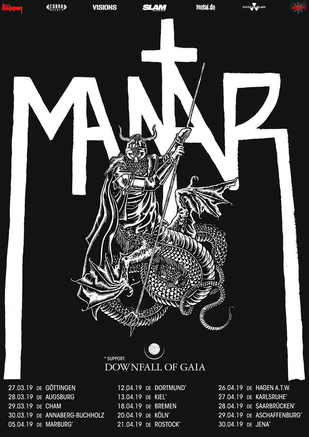 Mantar Tour 2019