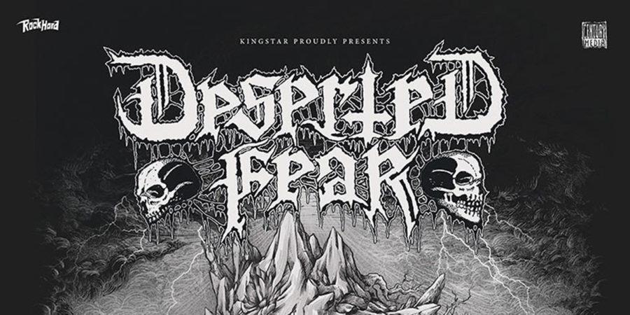 Deserted Fear Tour 2019 Metal De