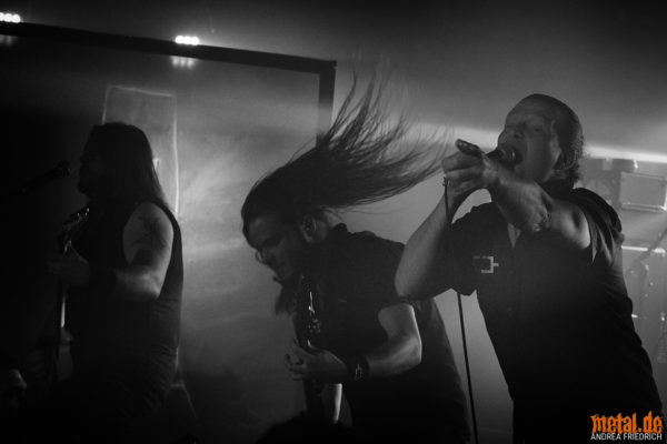 Konzertfoto von Omnium Gatherum - The Burning Cold Over Europe 2018