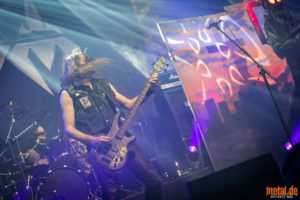 Konzertfoto von Sodom auf dem Ruhrpott Metal Meeting 2018