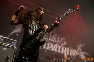Konzertfoto von Angelus Apatrida auf dem Ruhrpott Metal Meeting 2018