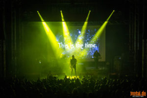 Konzertfoto von Dark Tranquillity auf dem Ruhrpott Metal Meeting 2018
