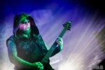 Konzertfotos von Dimmu Borgir auf der European Apocalypse Tour 2018.