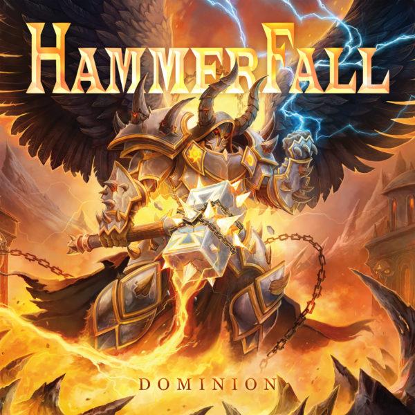 "Coverartwork zum HammerFall-Album ""Dominion"""