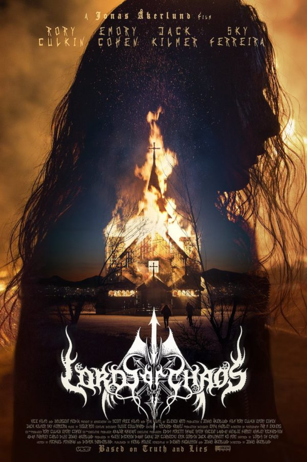 Bild Lords Of Chaos Filmposter