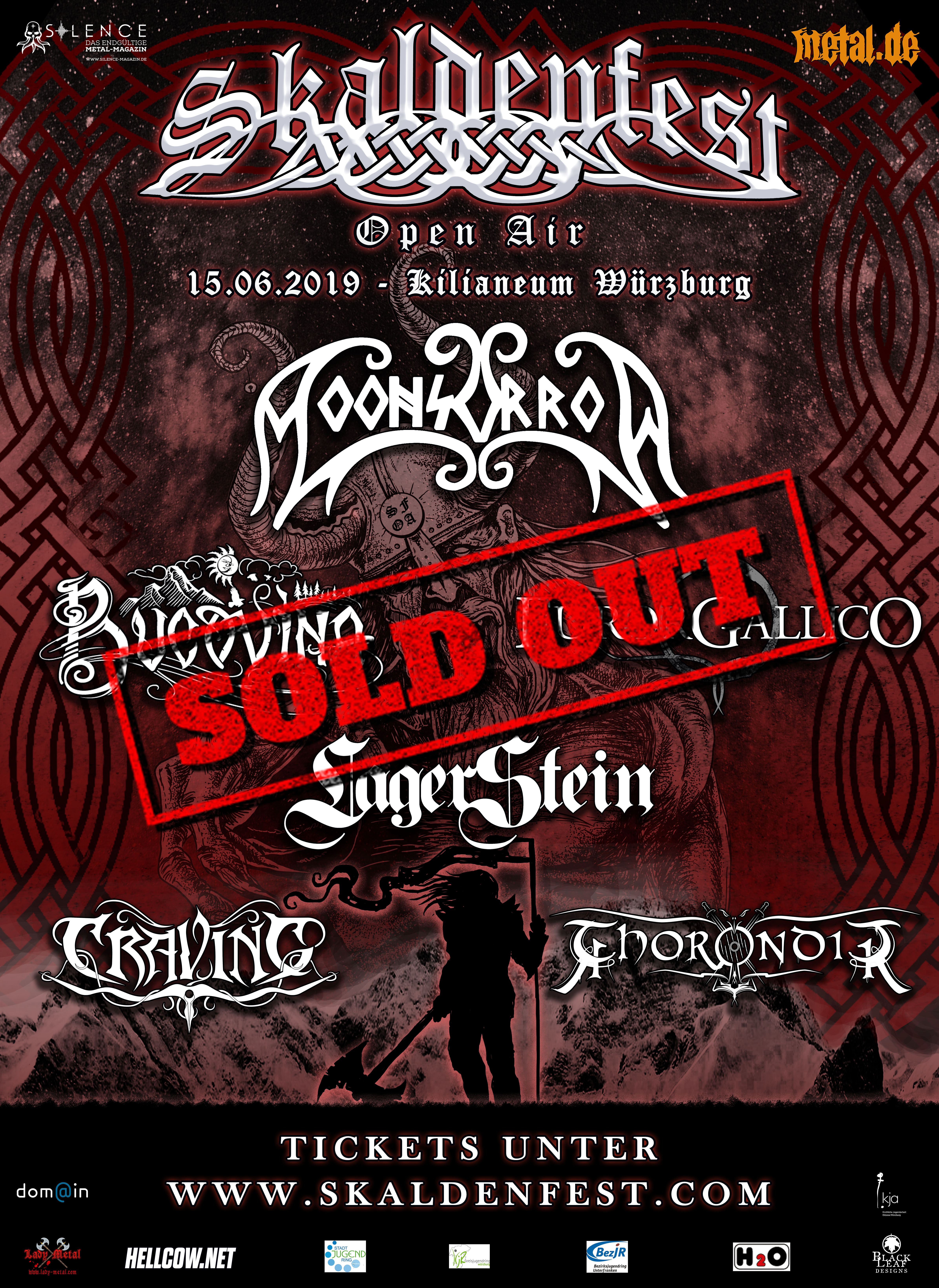 Skaldenfest 2019 SOLD OUT