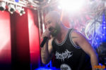 Konzertfoto von Archspire auf der The Outer Ones Global Invasion Part II Tour 2018