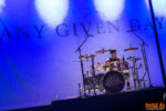 Konzertfoto von Any Given Day auf dem Knockdown Festival 2018 in Karlsruhe